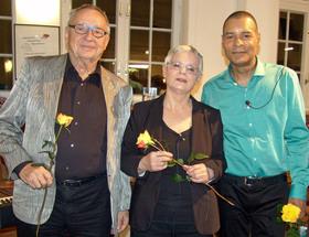 Bild: Harry Belafonte - Sänger der Herzen - mit dem Kalliope Team