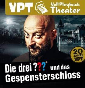 Bild: Das Vollplaybacktheater interpretiert: Die drei ??? und das Gespensterschloss