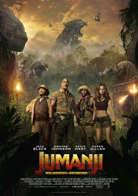 Bild: Jumanji - Willkommen im Dschungel