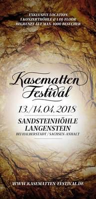 Bild: Kasemattenfestival IV - Höhlenfestival | Tagesticket Freitag