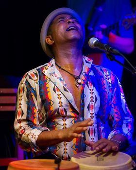 Bild: Biboul Darouiche -  We the people - Africa meeets Jazz