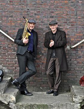 Bild: Jazz Duo  Bahlmann-Jakubowski