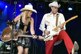 Bild: Kim Carson & Band (USA) - Honky Tonk Country Night