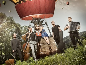 Moi et les Autres - Départ - CD release Konzert