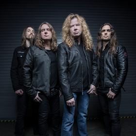 Bild: Megadeth  + Dead Man Square - présentés par Artefact Prl en accord avec Gérard Drouot Productions