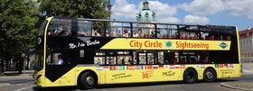 Bild: City Circle Tour Berlin YELLOW - Hop on/Hop off-Stadtrundfahrt