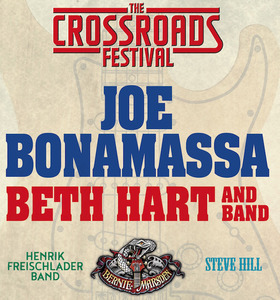 Bild: The CROSSROADS Festival - Featuring Joe Bonamassa and Guests