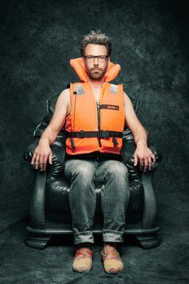 Bild: Philipp Schaller - Manchmal is komisch - Mit vollen Hosen sitzt man weicher