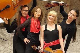 Bild: Klarinettenquintette - Bernd Bolsinger/ Klarinette und das LAURI Quartett mit Werken