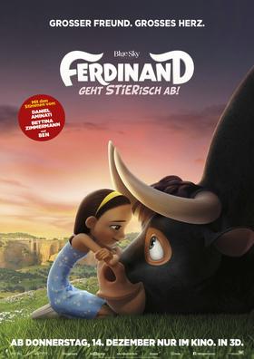 Bild: Ferdinand - Geht STIERisch ab