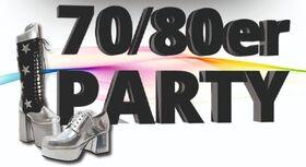 Bild: 70er-, 80er- & 90er-Party