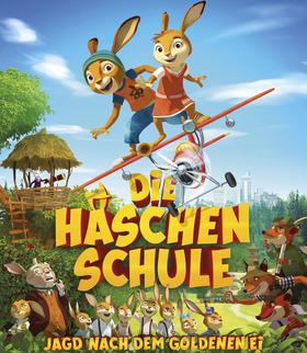 Bild: Die Häschenschule - Jagd nach dem goldenen Ei - Kino in der Bibliothek