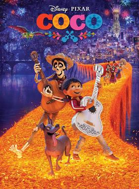 Bild: Coco - Lebendiger als das Leben! - Kino in der Bibliothek