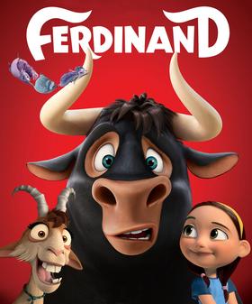 Bild: Ferdinand - Geht STIERisch ab! - Kino in der Bibliothek