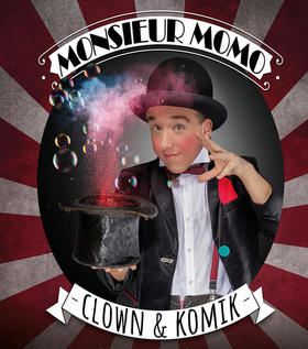"Bild: Monsieur Momo  ist ""Magic"""