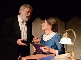 Bild: Freie Bühne Wendland - Sonja und Lew Tolstoi: Ist das die Liebe ...