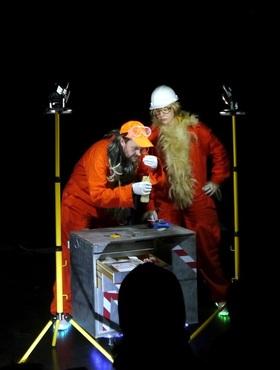 Bild: Meerschweinchen GbR - Theaterstück für alle ab 6 Jahren