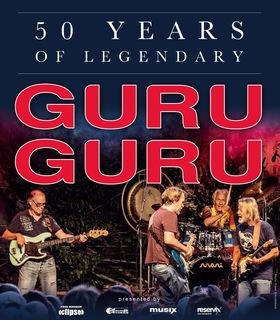 """Guru Guru – """"50 Jahre"""""""