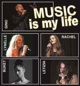 Bild: MUSIC IS MY LIFE - Eine musikalische Reise mit fünf Top-Solisten aus drei Nationen