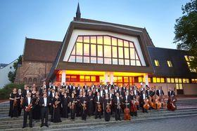 Bild: Brandenburgisches Staatsorchester Frankfurt - Open-Air Konzert