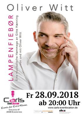 Bild: Lampenfiebør - Eine musikalische Hømmage an Gitte Hænning