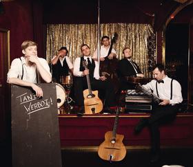 Bild: Gewürztraminer - Musik & Antipasti - Gypsy Jazz, Wienerlied & Balkanfolk