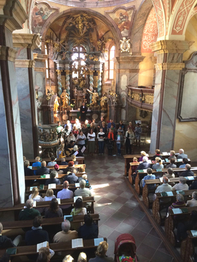 Bild: Georg Friedrich Händel - Der Messias - Veranstalter: Evangelische Kirchengemeinde Neuzelle
