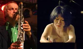 Bild: JAZZ DUO Aki Takase und Rudi Mahall - -Evergreen-
