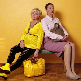 Bild: die Becker & Frau Sierp - Deine Gene braucht kein Mensch