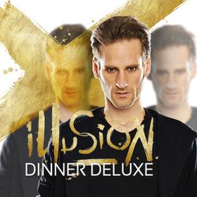 Bild: ILLUSION Dinner Deluxe - mit dem Weltmeister der Großillusion Julius Frack