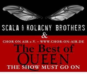 Bild: Chor on air e.V. Speyer meets Scala & Kolacny Brothers - Chorkonzert in Speyer