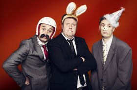 Bild: Totales Bamberger Cabaret (TBC) - Aller Unfug ist schwer!