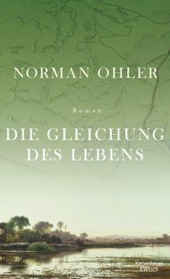Die Gleichung des Lebens - Lesung mit dem Autor Norman Ohler