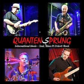 Bild: Quantensprung - International Music, Soul, Blues & Orient-Rock