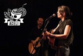 Bild: Akeli - Support: Chutney - Gentle Folk Blues