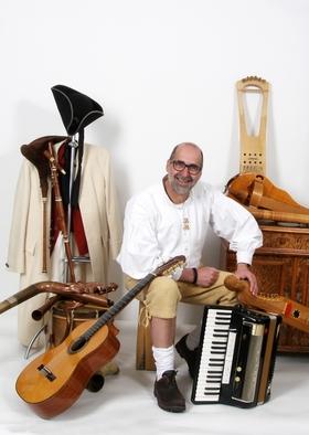 Bild: Mir schwätzet Schwäbisch - Musik, Wortakrobatik und Launiges auf Schwäbisch