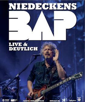 Bild: NIEDECKENS BAP - Live und Deutlich