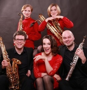 Saxofourte - Konzert