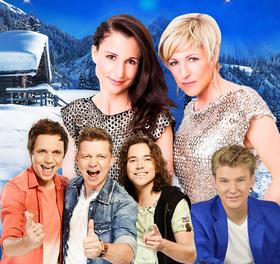 Bild: Wunderland zur Weihnachtszeit 2018 - Die große Weihnachtsrevue präsentiert von Anita und Alexandra Hofmann