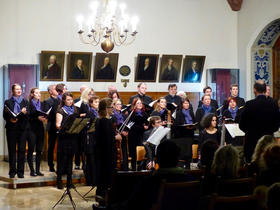Glaube - von Johann Sebastian Bach zu David Timm - Johann Sebastian Bach Motette
