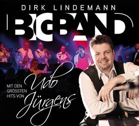 Bild: Die Dirk Lindemann BigBand mit den größten Hits von Udo Jürgens