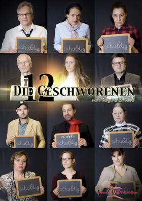 Bild: Die 12 Geschworenen - Eine Inszenierung der Essener Volksbühne