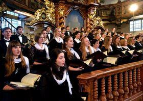 Bild: Chorkonzert a cappella