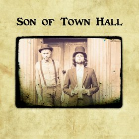 Bild: Son of Town Hall @ Van Heys Studios - David Berkeley (USA) & Ben Parker (GB) / Support: M.Bornstein (AUS)