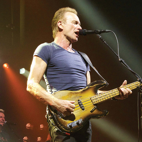 Bild: STING - Open Air 2018