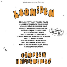 Leoniden - Looping Tour 2020