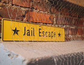 Bild: Escape Games - Raum Jail-House-Escape - Eingesperrt in diesem Gefängnis, im Hochsicherheitstrakt, wollen Sie nur eins, fliehen!