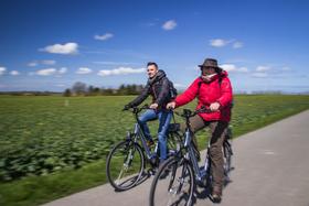 Radwanderung: Küstenpilgertour mit dem E-Bike