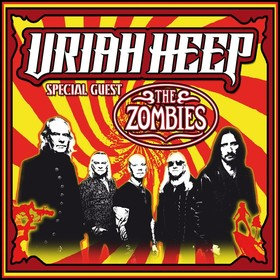 Bild: URIAH HEEP - special guest THE ZOMBIES