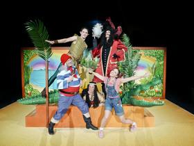 Bild: Peter Pan - Uckermärkische Bühnen Schwedt